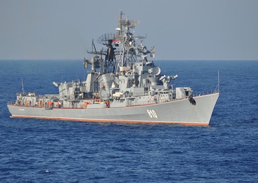 Sea Breeze 2019: Росія знову вдалась до провокацій