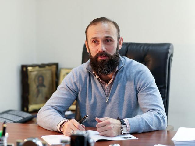 """Автор """"конституції"""" """"ДНР"""" балотується у Білій Церкві від партії Тимошенко"""