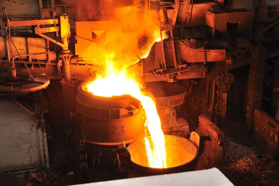 Україна зберегла 13-е місце серед виробників сталі