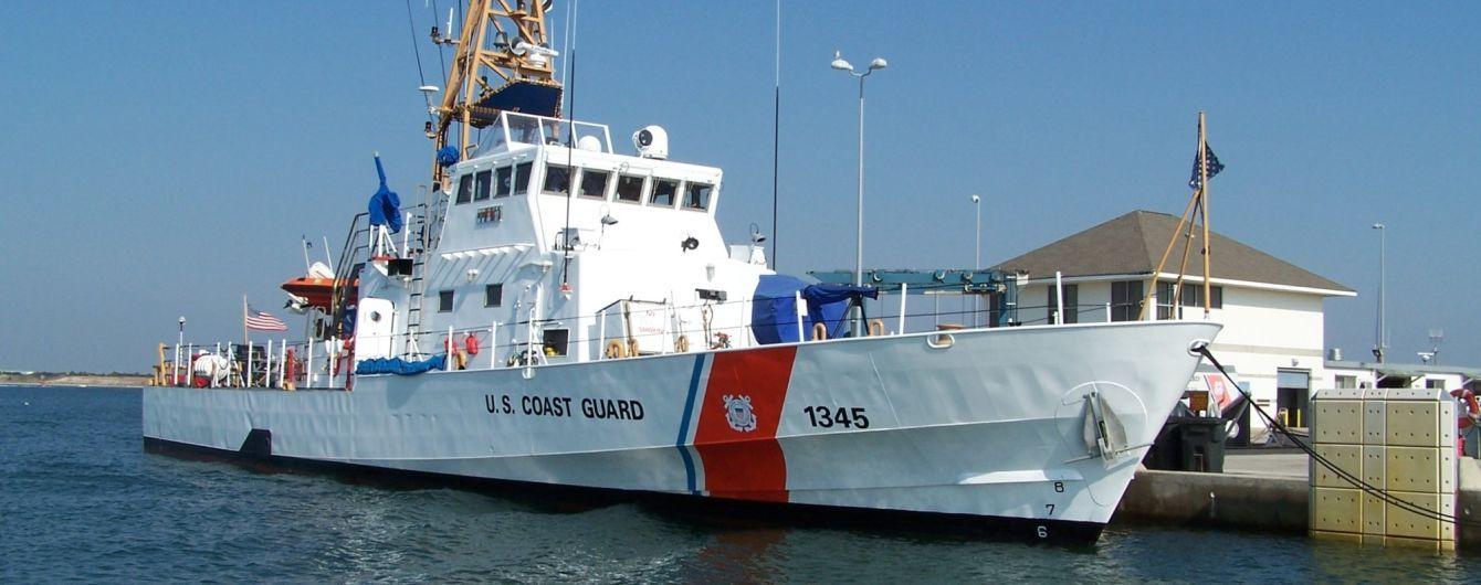 Катери типу Island, які передали США в Україну прибудуть до кінця вересня