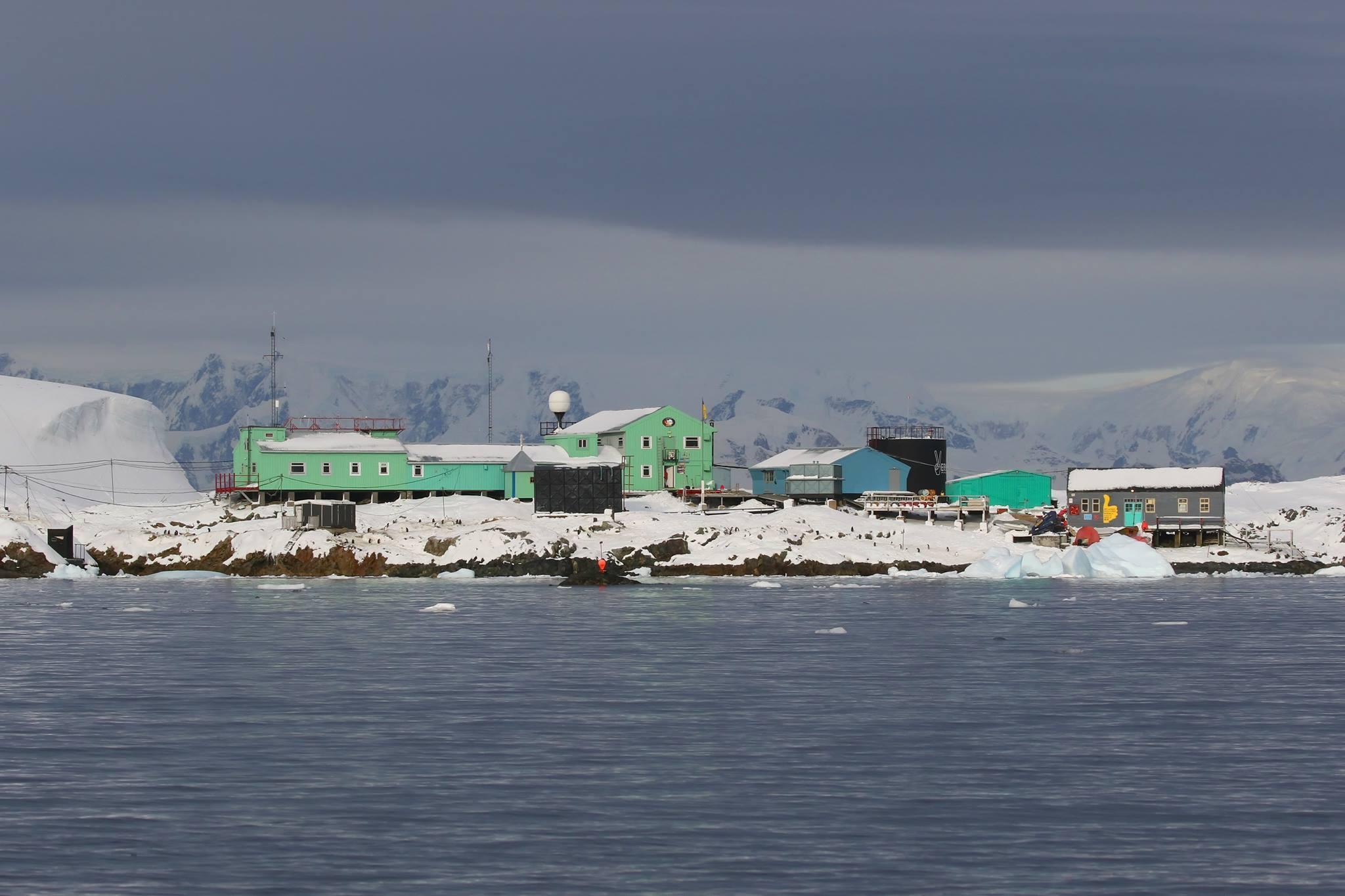 """Станція """"Академік Вернадський"""" стала найбільш екодружньою до Антарктиди – міжнародні експерти"""
