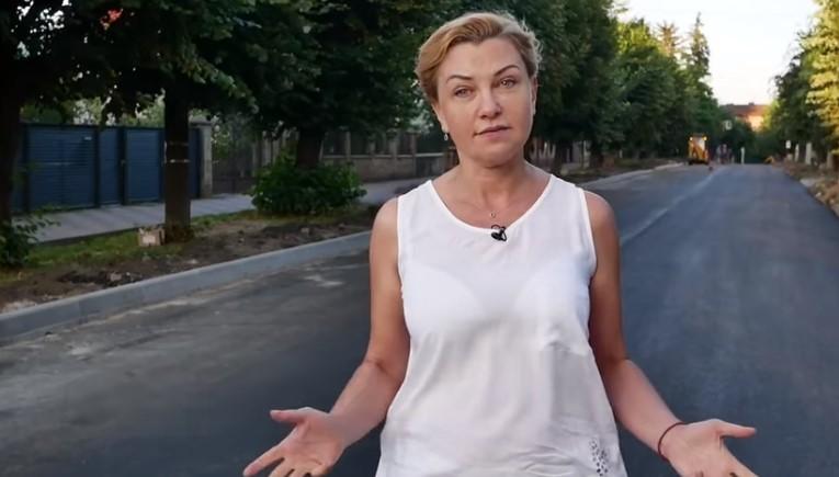 Оксана Продан очолила штаб Кличка на виборах мера Києва