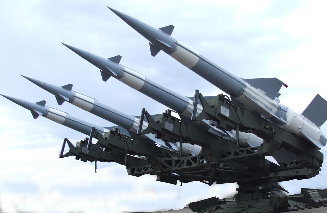 Арештований російський зенітно-ракетний комплекс передали на озброєння ЗСУ