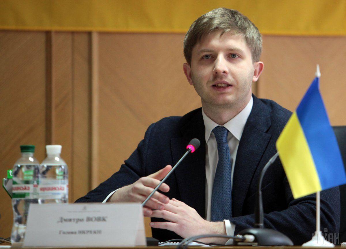 Ексглаву НКРЕКП Вовка оголосили в міжнародний розшук
