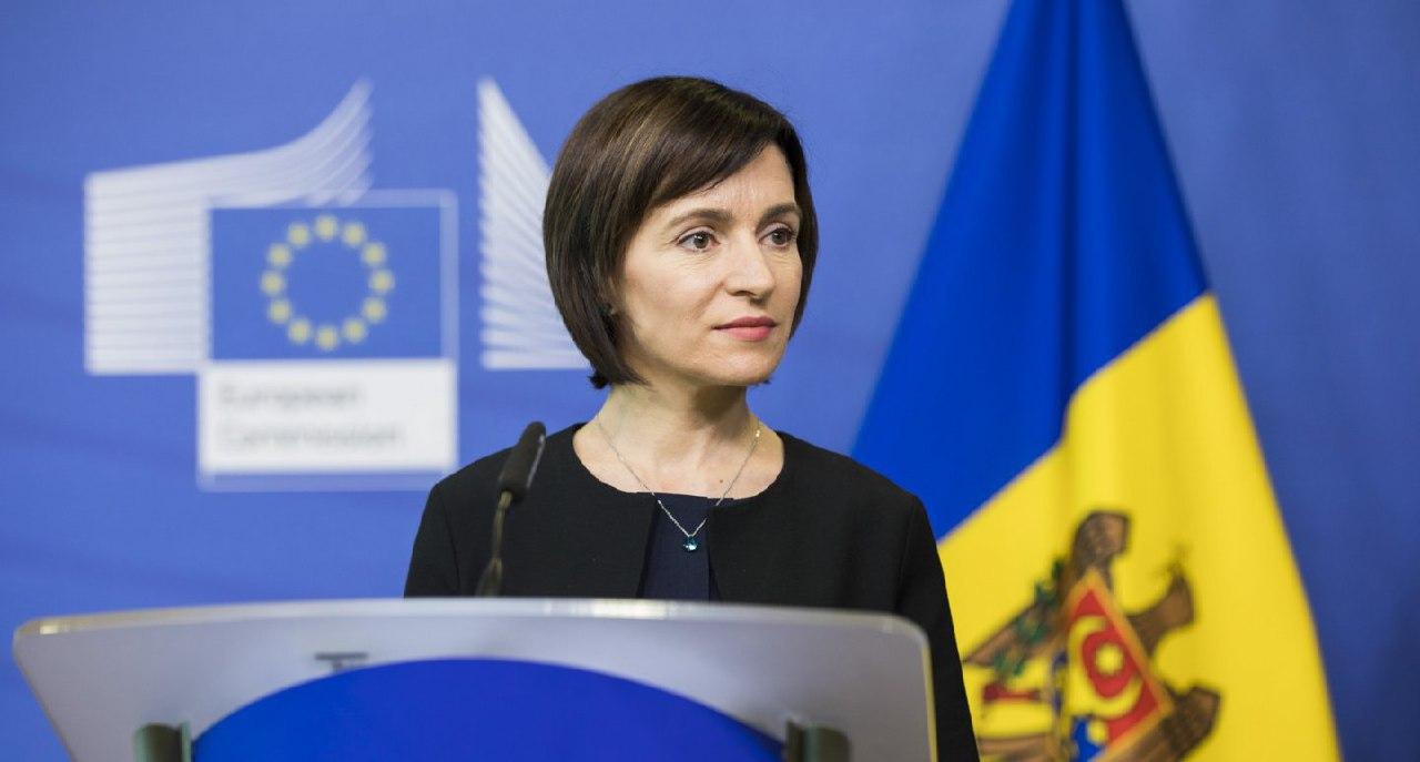 Санду розпустила парламент Молдови та призначила нові вибори