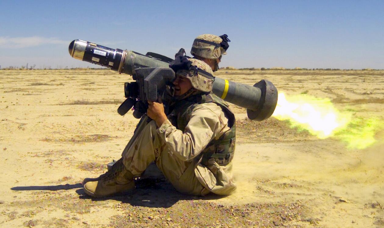 Україна попросила у США ще більше протитанкових ракетних комплексів Javelin — посол Тейлор