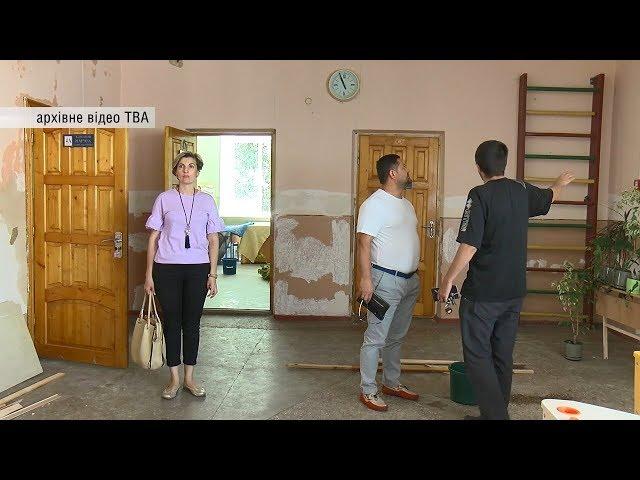 Чи встигне підрядник усунути наслідки затоплення 22 школи у Чернівцях