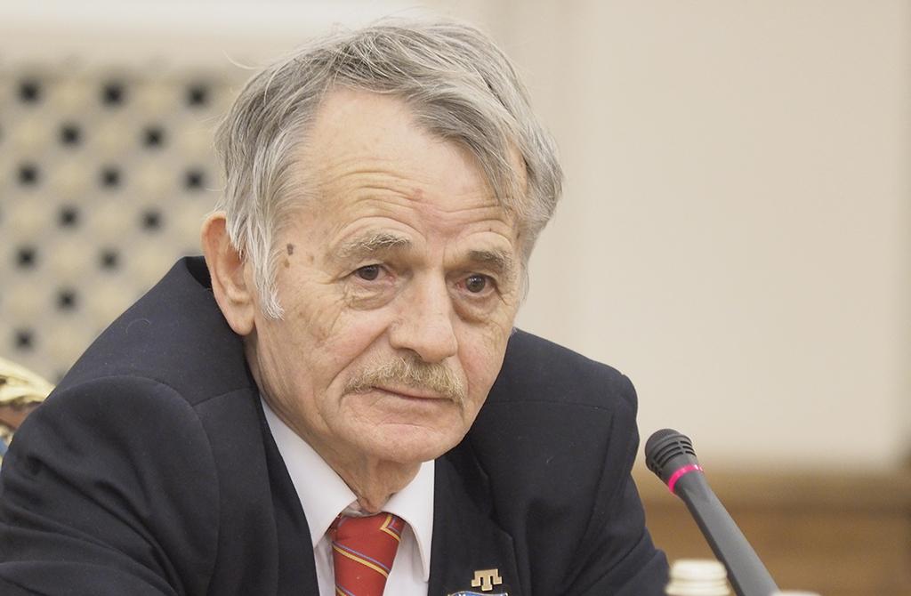 Зеленський готовий внести у Раду питання кримськотатарської автономії – Джемілєв