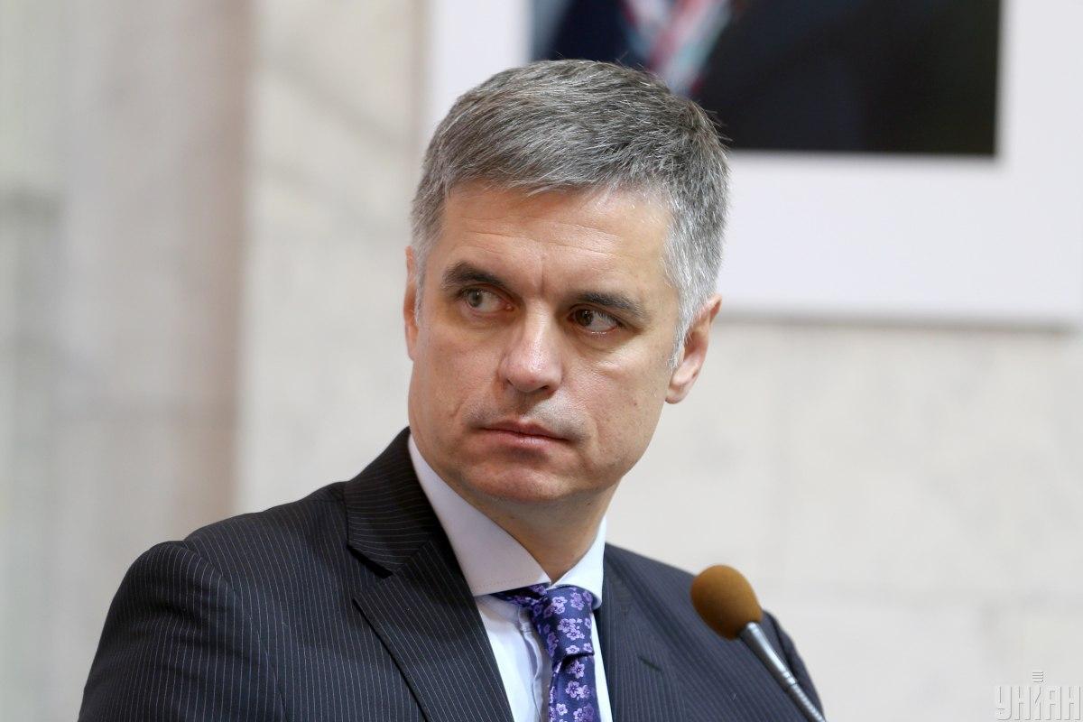 Пристайко заявив про готовність відновлення залізничного сполучення з ОРДЛО