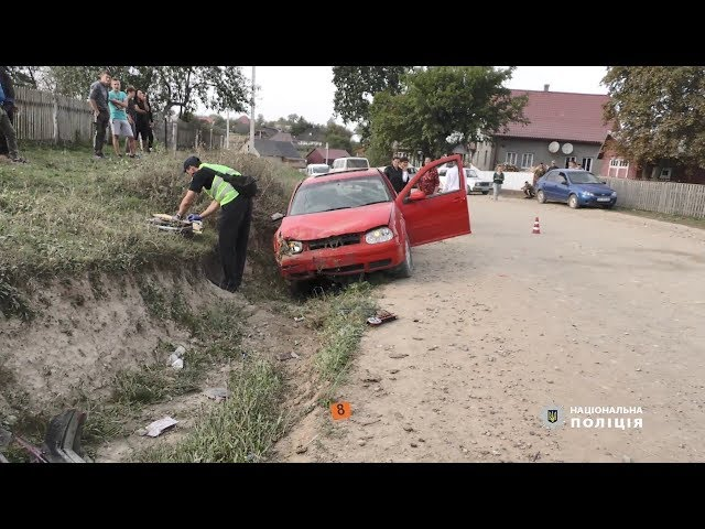 Водія, котрий вчинив смертельну ДТП у Красноїльську, взяли під варту