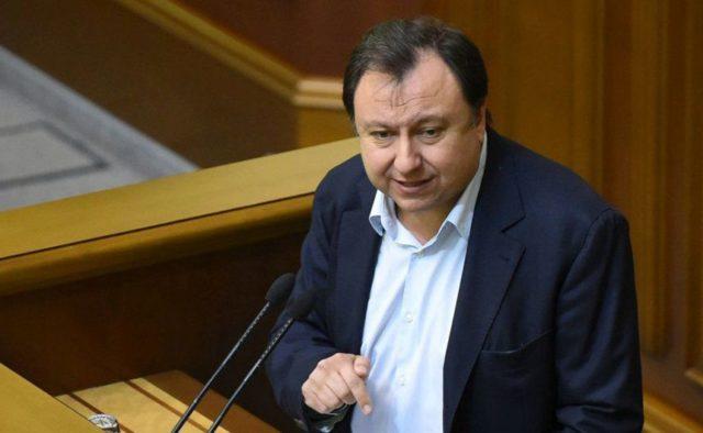 """Фракція """"ЄС"""" виступає за відставку всього уряду – Княжицький"""