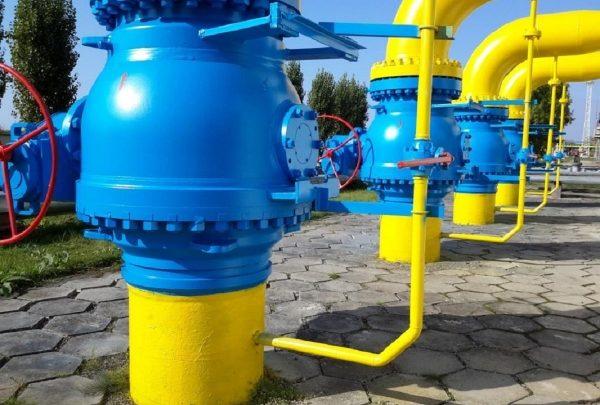 Україна почала імпорт газу для закачування у підземні сховища
