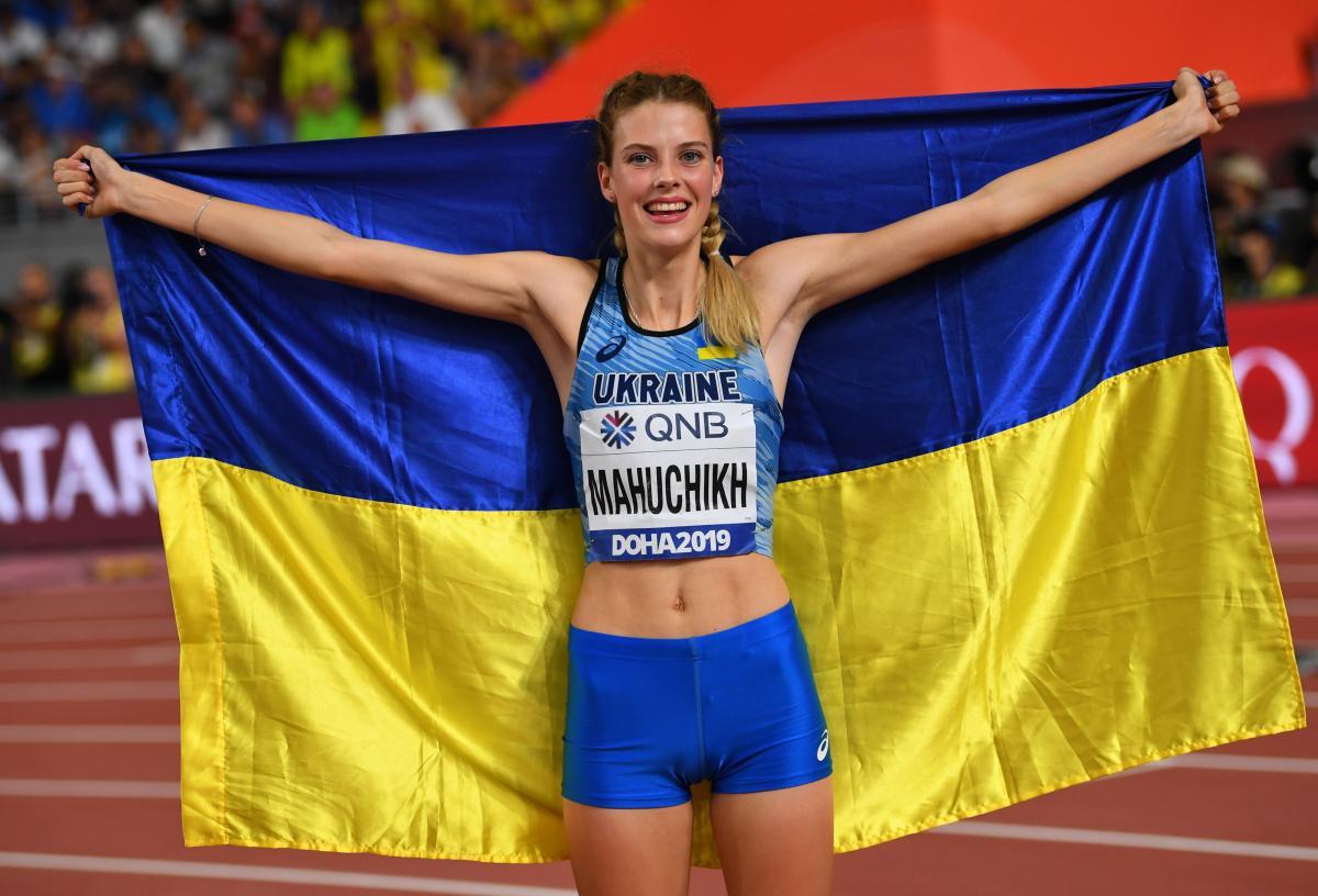 Українка Магучіх побила свій же світовий рекорд зі стрибків у висоту — відео