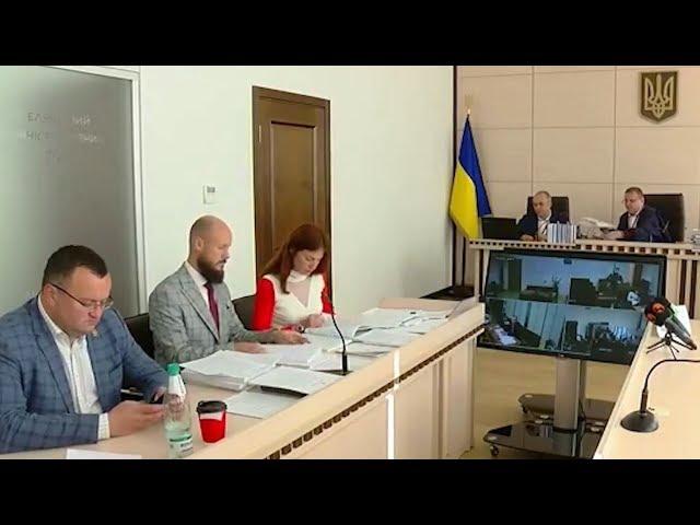 У Вінниці продовжують розгляд справи про поновлення Каспрука на посаді Чернівецького міського голо