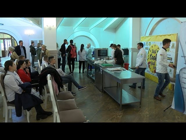 На Буковині триває міжнародний кулінарний конкурс BestCookFest 2019