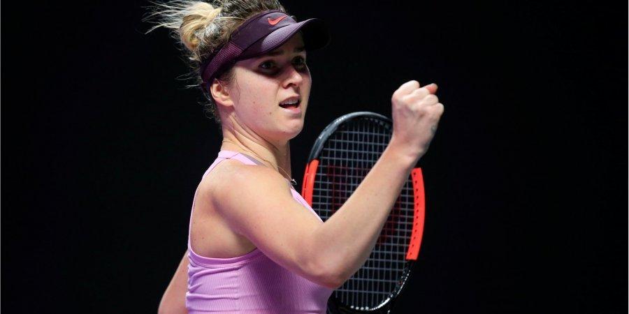 Світоліна зберегла п'яту позицію в рейтингу WTA