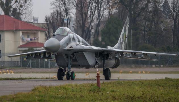 Українські ВПС отримали ще один модернізований МіГ-29