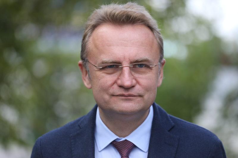 Андрій Садовий переміг у другому турі виборів мера Львова