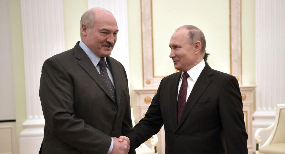 Лукашенко та Путін домовилися про єдиний парламент і уряд