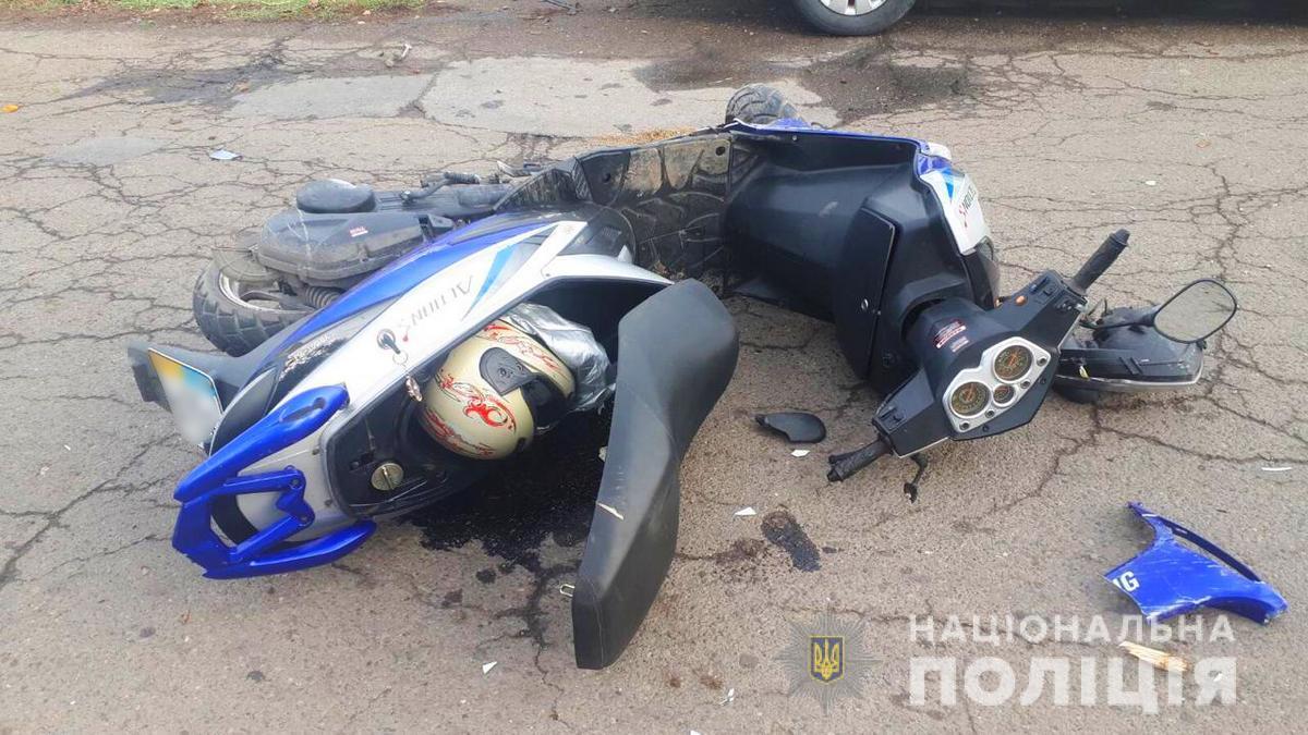 Співробітники Герцаївського та Садгірського відділень поліції розслідують дві ДТП з потерпілими