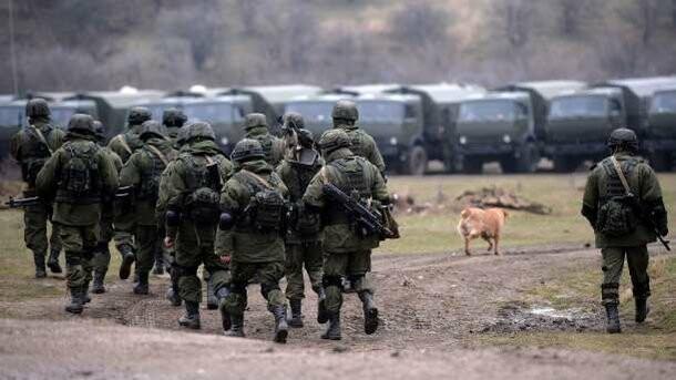 Україна повідомила ООН про понад 31 тис. російських військових в окупованому Криму