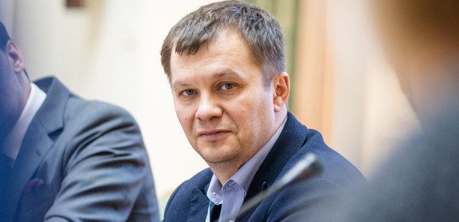 Ексміністра економіки Милованова призначили позаштатним радником Єрмака