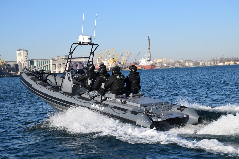 Підрозділи морської охорони отримали швидкісні катери