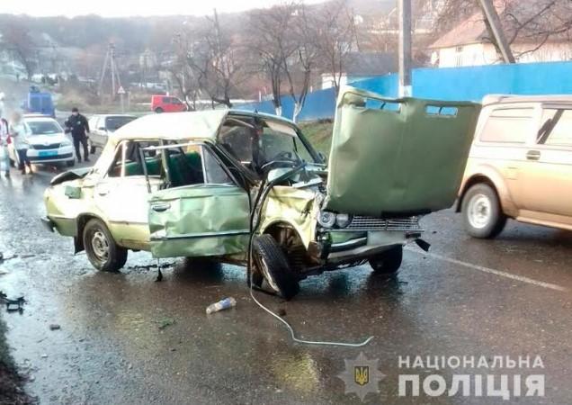 У поліції прокоментували ДТП в Зарожанах, в якій травмувався пасажир