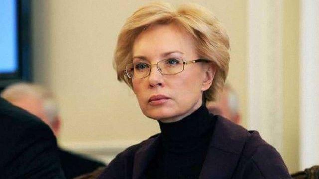 На окупованих територіях Криму і Донбасу незаконно утримують 376 осіб – Денісова