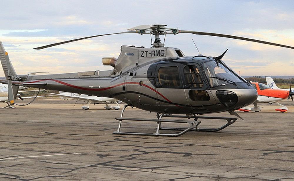 Українські прикордонники отримали два гелікоптери з Франції