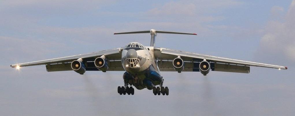 У Карпатах провели випробування українського військового літака