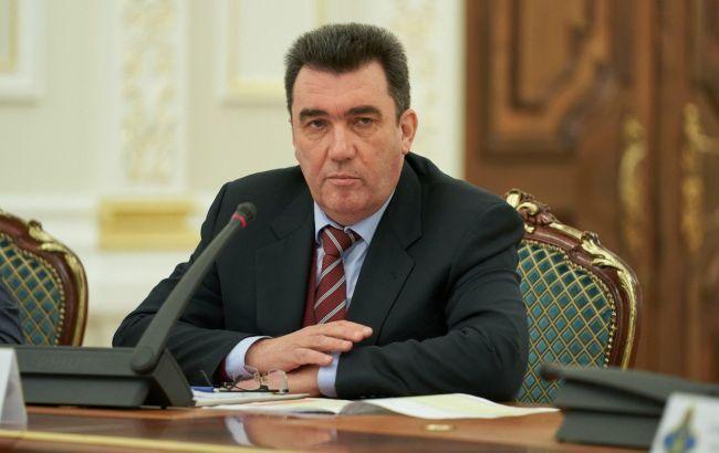 Данілов: паливом з заводу Марченко заправляють російські танки в ОРДЛО
