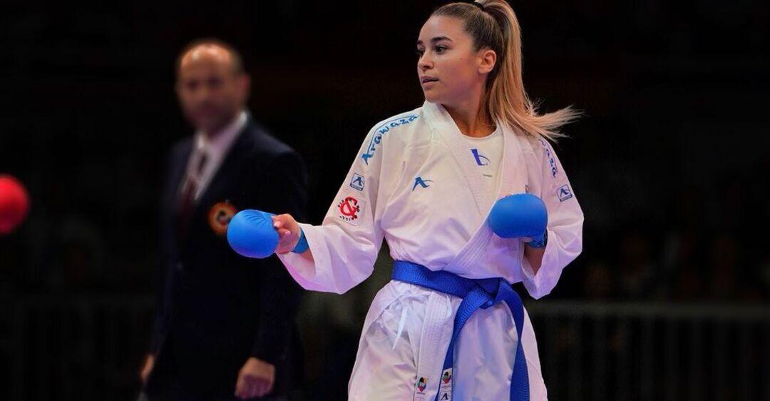 Анжеліка Терлюга здобула першу в історії України ліцензію з карате на Ігри-2020