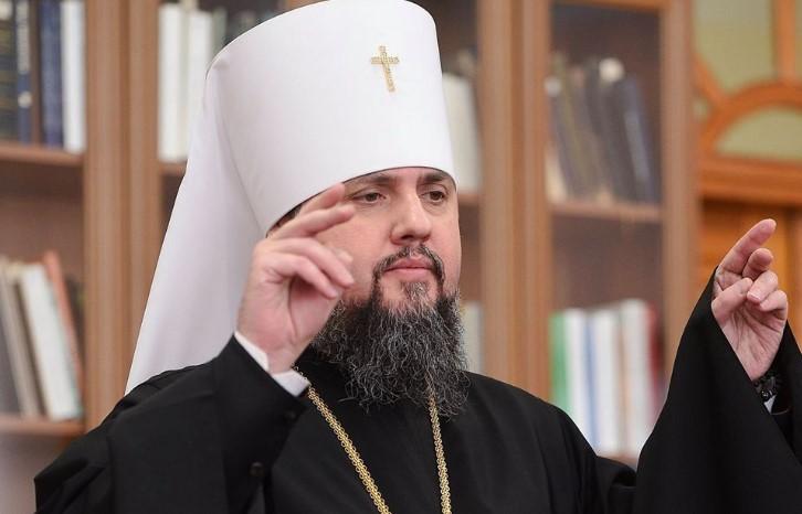 Митрополит Епіфаній привітав українців з Днем хрещення Русі-України