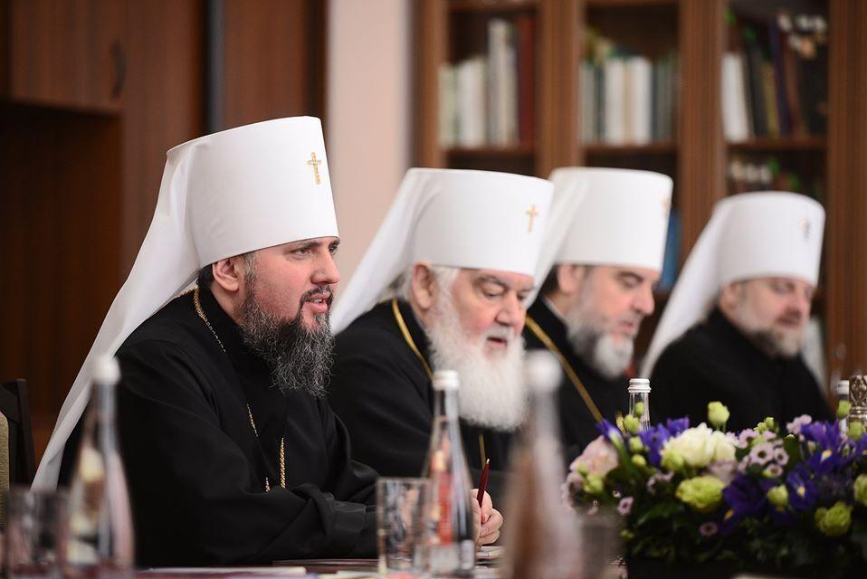 Синод ПЦУ визначився щодо святкування Великодня в умовах карантину