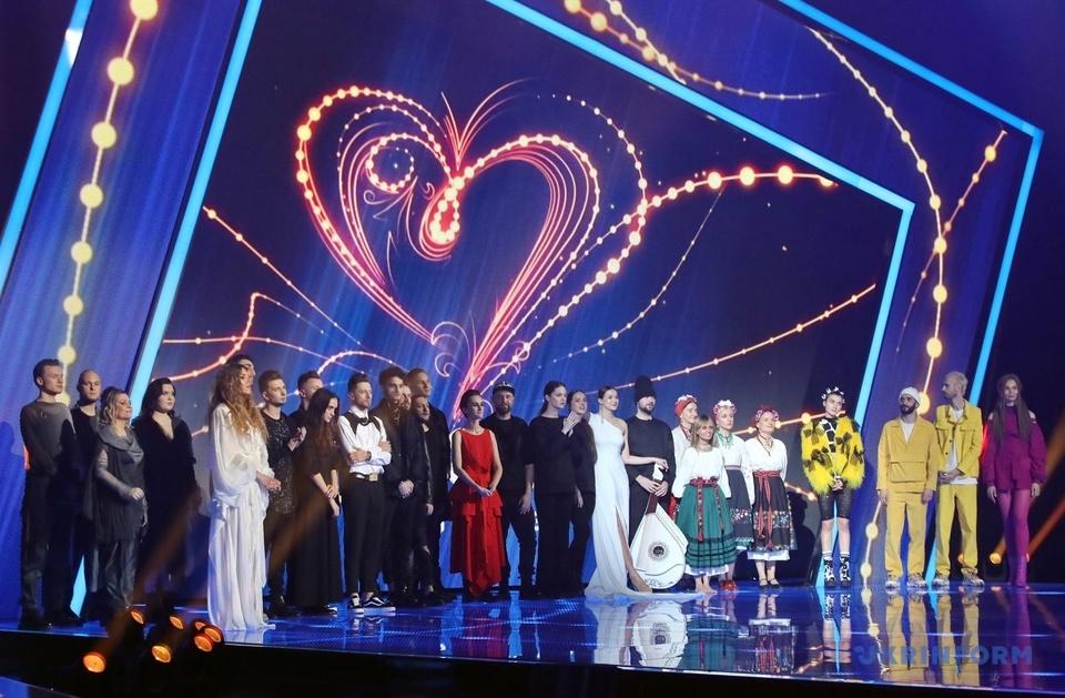 Відбір на Євробачення: стали відомі перші фіналісти