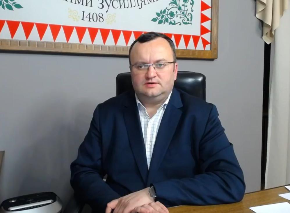 Олексій Каспрук просить президента ввести надзвичайний стан у Чернівецькій області