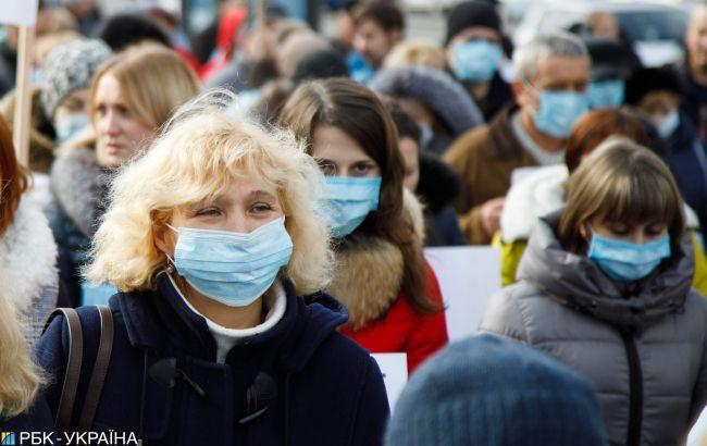 На COVID-19 в Україні найбільше хворіють люди віком від 31 до 40 років