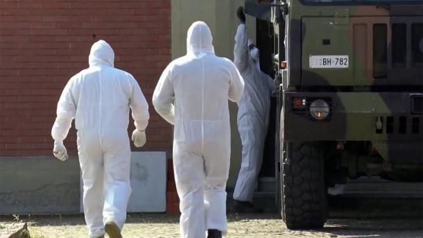 До ОРДЛО прибули військові вірусологи з Росії