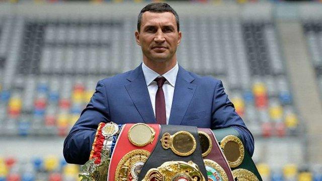 Володимир Кличко – кандидат на включення до Залу боксерської слави