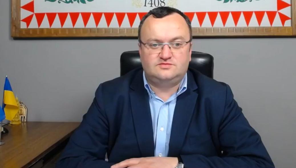 Олексій Каспрук просить ввести особливий режим в'їзду і виїзду на територію Чернівців