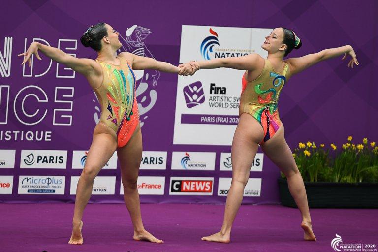 Артистичне плавання: Україна виграла два «золота» на етапі Світової серії