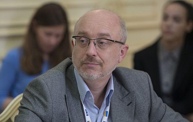 Резніков назвав умову, за якої Україна постачатиме воду в Крим