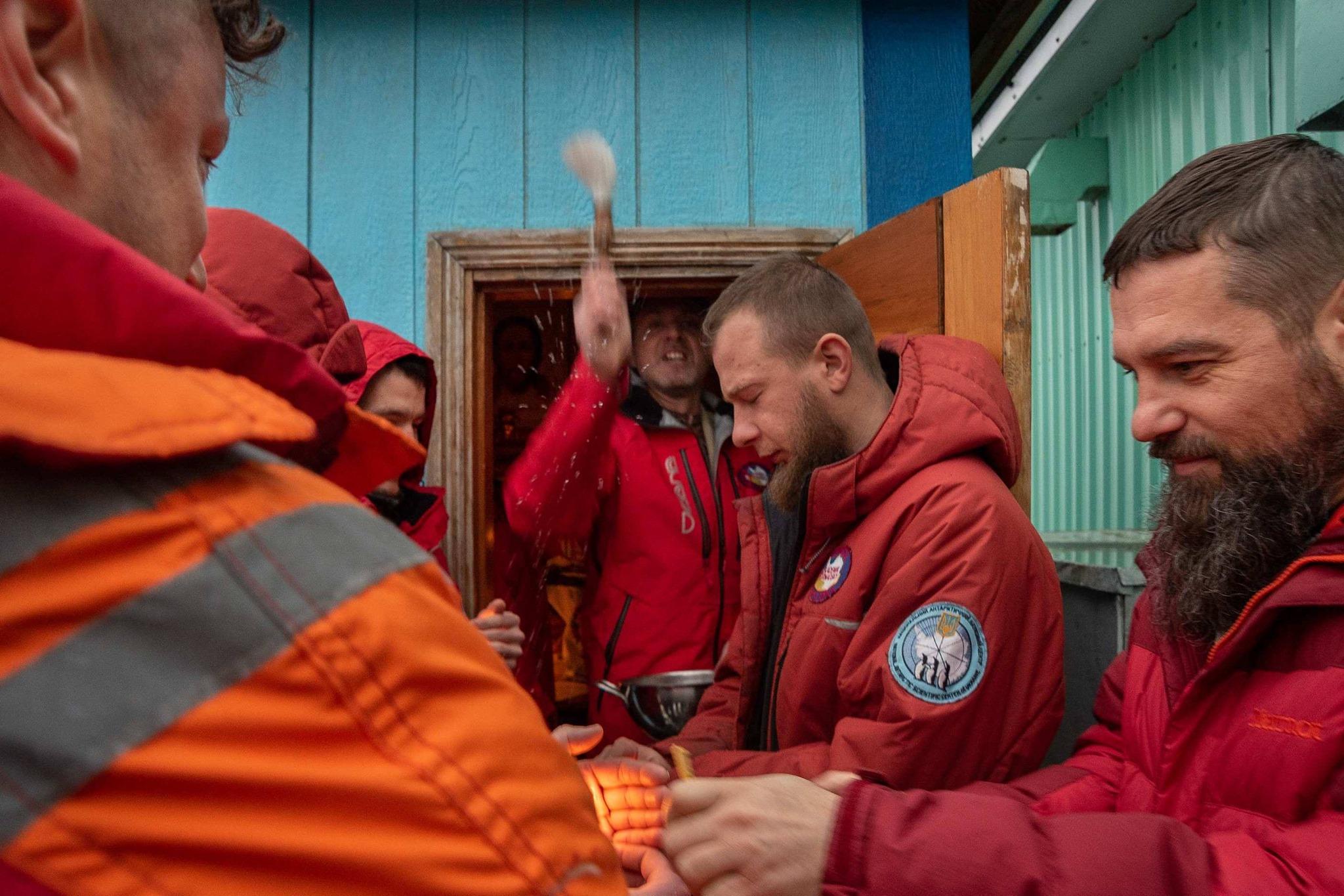 Українська церква в Антарктиді стала єдиним храмом, де відбулася повноцінна служба