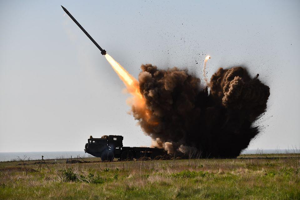 """Ракета """"Вільха-М"""" успішно пройшла випробування"""