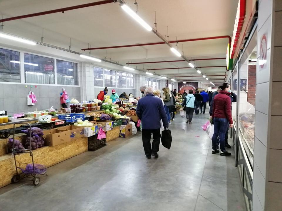 Опубліковано рішення Кабміну про відкриття в Україні продовольчих ринків
