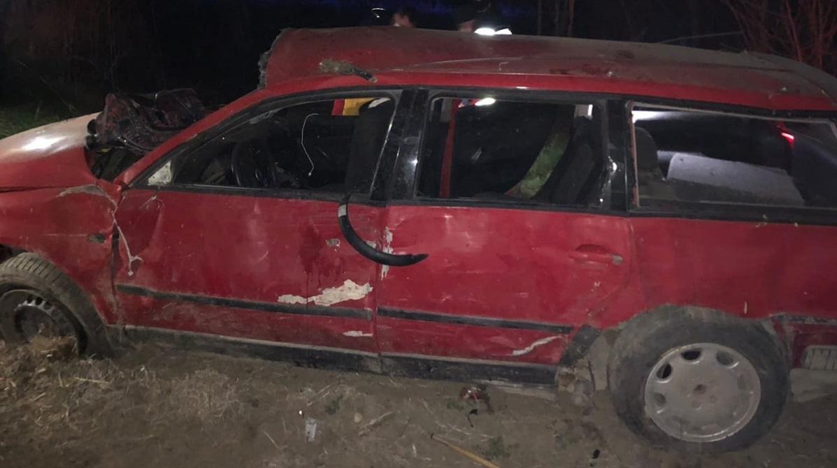 Поблизу Топорівців трапилась ДТП: є постраждалі
