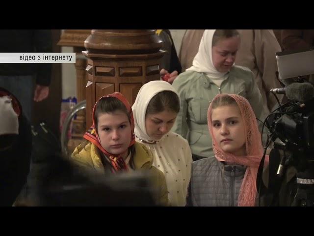 Масових скупчень і порушень під час великодніх богослужінь на Буковині не зафіксували