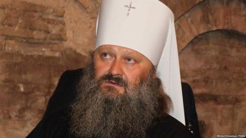 Лавра закрита на карантин: у її настоятеля митрополита Павла виявили коронавірус