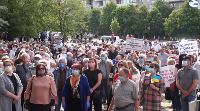 """""""Безперспективний план"""": Новодністровська громада судитиметься за свої права (відео)"""